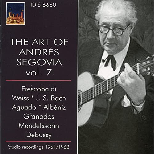 6 Etudes (Escuela de guitarra): Leccion No. 5 in E Minor de Andrés ...