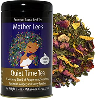 Mother Lee's Quiet Time Tea (Peppermint, Ginger and Rooibos)