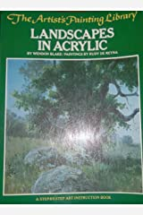 Landscapes in Acrylic Paperback