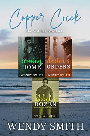 Copper Creek: The First Half Boxed Set
