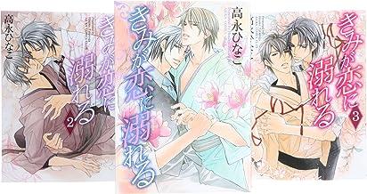 きみが恋に溺れる コミック 全3巻完結セット (あすかコミックスCL-DX)