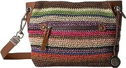 The Sak Indio Crochet Demi Hobo