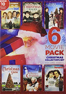 6-Film Holiday Collector's Set: Home for the Holidays