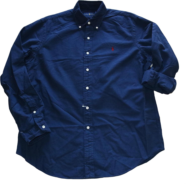 Polo Ralph Lauren Long-Sleeve Cotton Sport Shirt