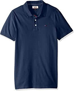 Men's Polo Shirt Slim Fit Original Flag with Short Sleeves