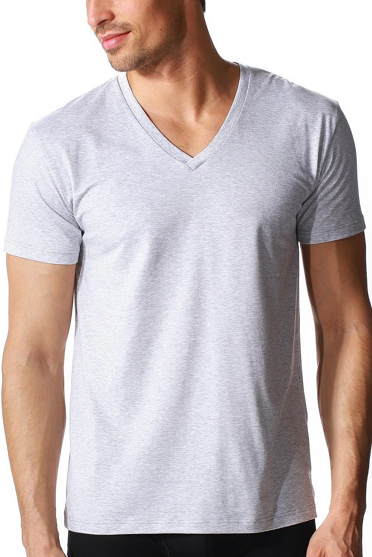 Mey Loungewear Club Coll. Coll. Coll. Herren Shirts 1 2 Arm Grau 5 T B07MFC4Q9B  Elegante und stabile Verpackung bda7cc