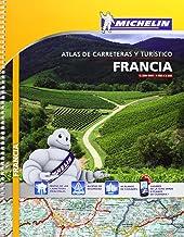 Atlas Francia (A4) (Atlas de carreteras Michelin)