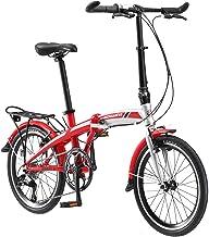 Schwinn Adapt 1, 2, and 3 Folding Bike, 20-inch Wheels