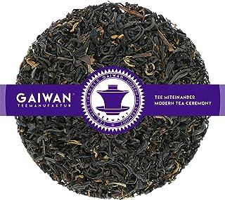 """N° 1319: Tè nero in foglie """"Assam Tonganagaon FTGFOP"""" - 1 kg - GAIWAN® GERMANY - tè in foglie, tè nero dall'India, 1000 g"""