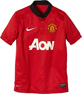 NIKE Manchester United Home Youth Jersey (XL)