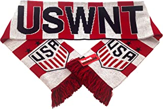 Ruffneck Scarves Official US Soccer Scarf - USWNT 3 Stars