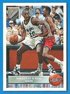 1992 Upper Deck McDonalds SHAQUILLE O'NEAL Basketball Card #P43 - Magic