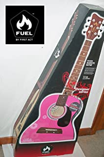 fuel by first act acoustic guitar