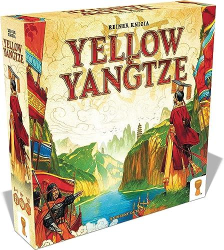 Web oficial amarillo & Yangtze Board Game - English English English  hasta un 50% de descuento