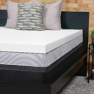 Best beautyrest 3-inch convoluted foam topper Reviews