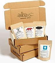 Bean Box Gourmet Coffee Sampler - 3-Month Gift Subscription