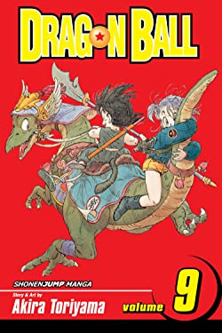 Dragon Ball, Vol. 9: Test of the All-Seeing Crone (Dragon Ball: Shonen Jump Graphic Novel)
