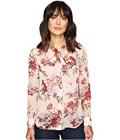 KUT from the Kloth - Amelie Tie Front Top