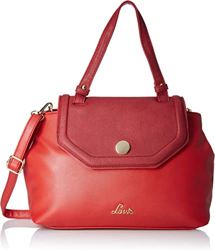 Joelle Medium Flap Sat Women s Handbag Red