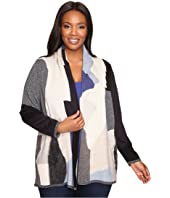NIC+ZOE - Plus Size Overlands Cardy