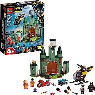 LEGO DC Batman, 76138, Batman y el Escape del Guasón, Build