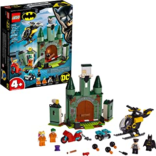 Best lego batman set harley quinn Reviews