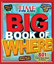 Big Book of WHERE (A TIME for Kids Book) (TIME for Kids Big Books)