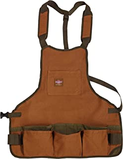 Bucket Boss Duckwear SuperBib Work Apron in Brown, 80200