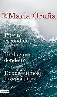 Puerto escondido + Un lugar a donde ir + Donde fuimos invencibles (Pack) (Áncora & Delfín)