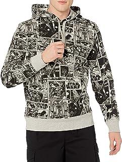 Amazon Essentials Hombre Disney Star Wars Marvel Sudaderas con capucha de forro polar