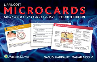 lippincott's microcards microbiology flash cards