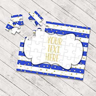 Personalized Puzzle Announcement Ideas Create Your Own Puzzle Custom Puzzle Wedding Announcement CYOP0229 Pregnancy Announcement