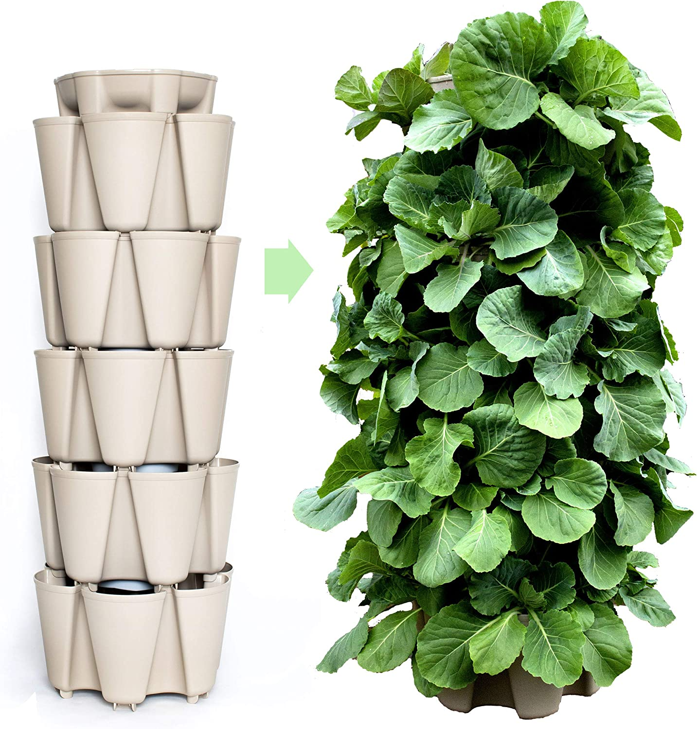 GreenStalk Patented Large 5 Tier Planter Pa Super-cheap Vertical Garden with Cheap sale