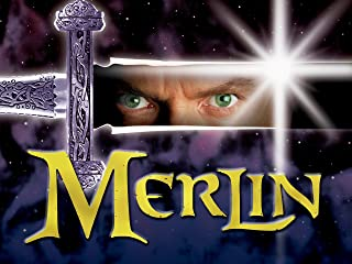 Merlin - The  Complete Miniseries