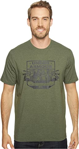 Under Armour - UA Freedom By Land Tee