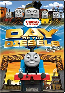 Thomas & Friends: Day of the Diesels - The Movie