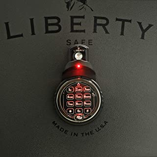 Liberty Electronic Lock Security Safe Light 10930 Magnetic Gun Safe Accessory