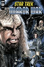 Star Trek: The Mirror War #2 (of 8) (Star Trek: The Mirror War (2021-))
