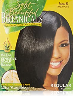 Best botanical hair relaxer Reviews
