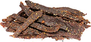 People's Choice Beef Jerky - Tasting Kitchen - Garlic Ginger - Gourmet Handmade Craft Meat Snack - 1 Pound Bag