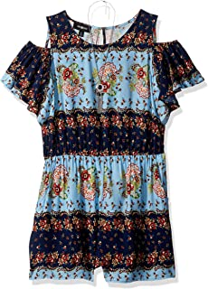 42c493edebb9 Amazon.com  Amy Byer - Jumpsuits   Rompers   Clothing  Clothing ...