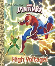 High Voltage! (Marvel: Spider-Man) (Little Golden Book)
