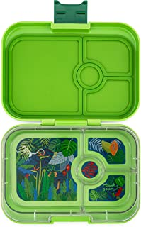 Yumbox Panino Leakproof Bento Lunch Box for Kids and Adults (Congo Green)