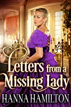 Letters from a Missing Lady: A Historical Regency Romance Novel (English Edition)