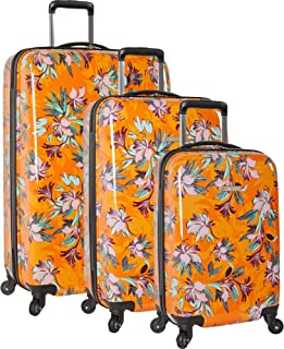 Nine West Outbound Flight 3 Piece Hardside Spinner Luggage Set