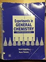 Experiments in General Chemistry Fourth Edition Revised (California State University, Los Angeles)