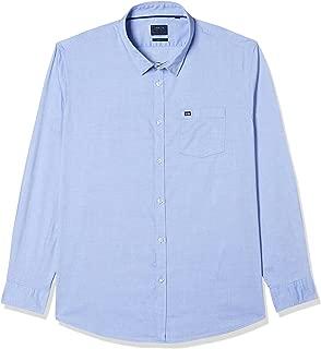 Arrow Sports Men's Solid Slim Fit Casual Shirt
