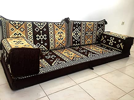 Amazon.com: furniture,oriental seating,arabic sofa,sofa set ...