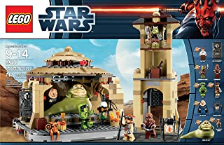 Best jabba's palace lego star wars Reviews