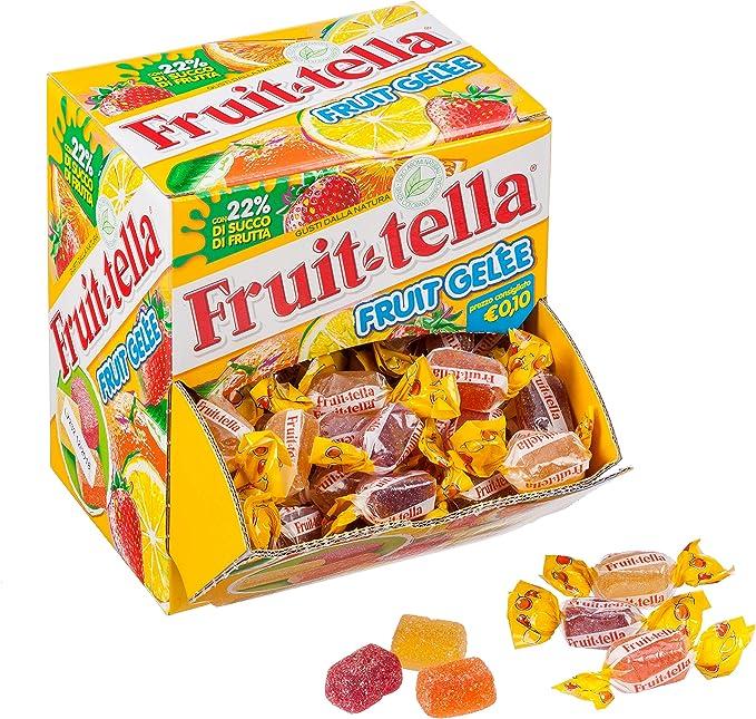191 opinioni per Fruittella Caramelle Gelee con Succo di